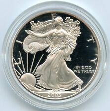 2003 American Eagle Silver Dollar PROOF Coin 1 oz West Point Mint OGP