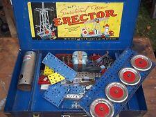 1938 A.C. Gilbert Erector Set