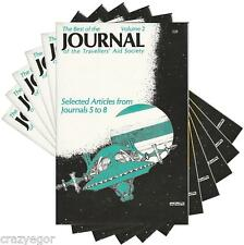 Traveller- Best of the Journal Volume 2- Gdw Bonus 6-Pack Factory Shrink