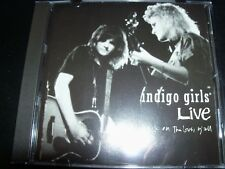 Indigo Girls ‎– Indigo Girls Live - Back On The Bus, Y'All CD – Like New