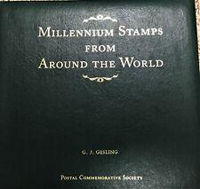 Millennium Stamps from Around the World