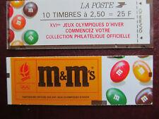 CARNET TIMBRES No  2715 C7 MARIANNE DE BRIAT  NEUF  SANS CHARNIERE