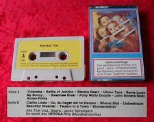 MC Harmonica Kings - Das weltbekannte Hotcha-Trio - Musikkassette Cassette
