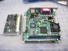 VIA C3VCM6 Mini ITX Server Motherboard w/ 800Mhz CPU 256MB RAM + NETWORK CARD