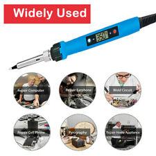 Handheld Electric Tin Suction Sucker Pens Desoldering Pump Welding Soldering New