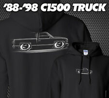 Hoodie 1988-1998 Chevy GMC C1500 Shortbed Truck 89 90 91 92 93 94 95 Chevrolet