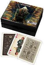 THE WITCHER 2 ASSASSINS OF KINGS - 2 decks of Piatnik cards - BRAND NEW RARE