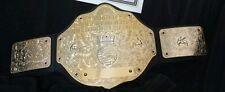 """WWE WCW World Heavyweight Championship Mattel Belt 34""""Waist RETIRED CENA FLAIR"""