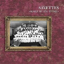 FREE US SHIP. on ANY 2 CDs! NEW CD Savettes: Nearer My God to Thee
