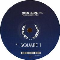 PAUL KALKBRENNER Berlin Calling VOL1 Square Aaron Azure / BPitch Control NEW