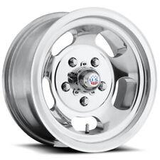 """US Mags U101 Indy 15x7 5x5.5"""" -5mm Polished Wheel Rim 15"""" Inch"""