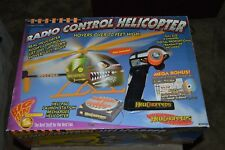 Megatech Radio Control Helicopter Hovers over 70 Feet New in Box