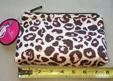 Make Up/Toiletry Bag  Modella Pink Leopard Great Gift. NEW