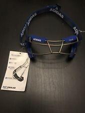 Adidas Eqt Oqular Blue Lacrosse Field Hockey Women's Sports Goggles Bs4317