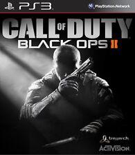 CALL OF DUTY: BLACK OPS II  ( JEUX PLAYSTATION 3 ) CIB
