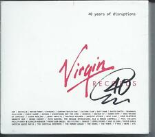 Virgin Records - 40 Years Of Disruptions - Various (3CD 2013 NEW/SEALED