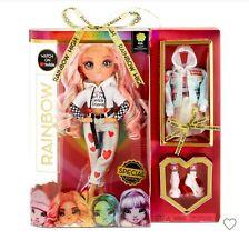 KIA HART Rainbow High VALENTINE SPECIAL EDITION Fashion Doll HEART Outfit & Hair