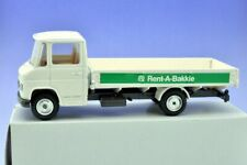 """Cursor #1267 Mercedes-Benz L407D L608D Pritsche """"Rent-A-Bakkie"""" 1:50 Mint"""