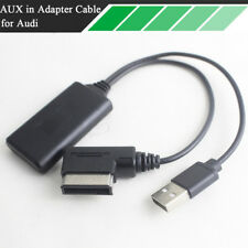 Bluetooth USB Line Connect Adapter Cable With LED Indicator for Audi A4 A5 A6 Q7
