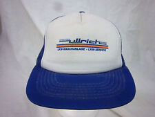 trucker hat baseball cap LKW WASCHANLAGE reto snapback cool mesh 1980 punk rare