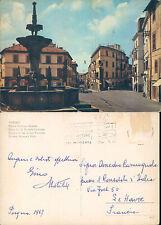 VITERBO,PIAZZA FONTANA GRANDE-F.G.-LAZIO(VB) N.41538