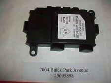 2004 Buick Park Avenue Left Front Driver Door Module 25695898  OEM