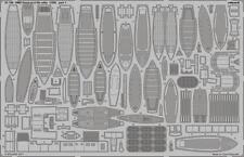 Eduard PE 53190 1/200 HMS Hood pt. 4 life rafts Trumpeter