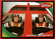 CAPTAIN SCARLET - Card #5 - Doomed Assignment - Cards Inc. 2001