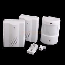 Wireless Doorbell Home Window Door Entry Security Alarm System Sensor
