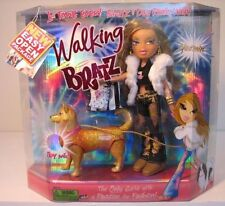 Bratz Walking Yasmin  Doll with Dog