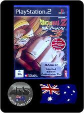 DragonBall Z: Budokai 3 (PS2, VGC, COMPLETE, FAST FREE POST, OZ SELLER)