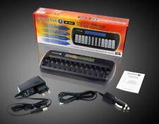 CARGADOR INTELIGENTE everactive BC NC 1200+12 AAA everactive Baterías 1000mAh