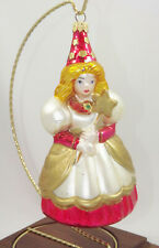 Glinda Good Witch Wizard of Oz Polonaise Hand Blown Glass Stand NOT Included