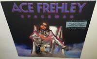 ACE FREHLEY SPACEMAN (2019) NEW SEALED MAGENTA TRANSPARENT COLOUR VINYL LP + CD