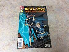 BIRDS OF PREY BLACK CANARY/BATGIRL #1 NM COMIC 1998 DC
