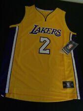 1947b5772 Lonzo Ball Los Angeles Lakers Basketball Fanatics Replica Youth L Jersey NBA