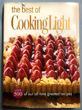 THE BEST OF COOKING LIGHT 2004 Best recipes from Cooking Light Magazine