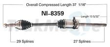 CV Axle Shaft Front Right SurTrack NI-8359 fits 11-14 Nissan Juke