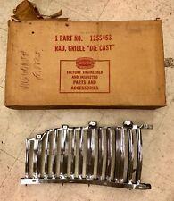 1949 DeSoto Right  Right Side Grill1255453, NEW OLD STOCK IN ORIGINAL BOX!