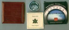 2003 1oz Silver Canadian $20 Niagara Falls Hologram 1 Troy ounce .9999 SILVER