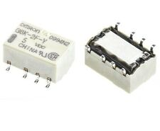 2 PCS SMD G6K-2F-Y-5VDC 5V Signal Relay 8PIN for Omron Relay NEW