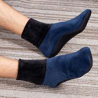 Women Cotton Socks Thicker Anti-slip Thick Coral fleece Floor Carpet Socks ER