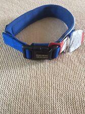 EzyDog Blue Collar Medium New With Tags