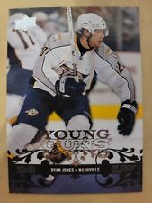 2008-09 Upper Deck #226 Ryan Jones YG RC