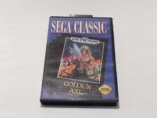 Golden Axe (Sega Genesis, 1989) Complete!