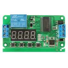 DC 12V Infinite Cycle Delay Timing Timer Relay ON OFF Switch Control Loop Module