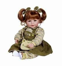 "Adora Toddler/Baby – Froggy Fun Girl Hand Painted Doll 20"" *COLLECTABLES Gift"