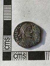 Valentiniano 11 Roman Silver Siliqua