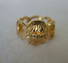 Marc By Marc Jacobs 'Turnlock - Katie' Ring SZ 8 NEW + BOX