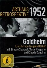 DVD NEU/OVP - Goldhelm - Simone Signoret, Serge Reggiani & Claude Dauphin
